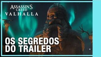 Assassin's Creed Valhalla Trailer de comentários do desenvolvedor