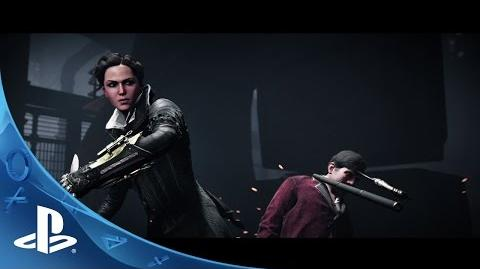 Assassin's Creed Syndicate Evie Frye Trailer PS4