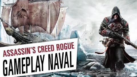 Assassin's Creed Rogue - Gameplay Naval Legendado