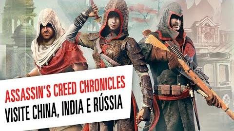 Assassin's Creed Chronicles - Trailer de Anúncio Legendado