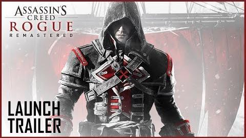 Assassin's Creed Rogue Remastered Trailer de Lançamento Ubisoft NA
