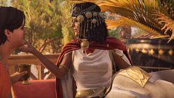 Cleópatra Sedução