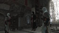 Altair é exposto a Al Mualim
