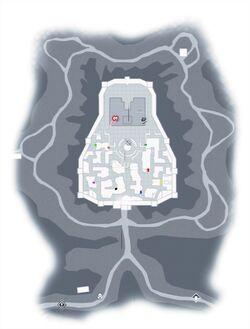 Mapa de monteriggioni(estatuetas)