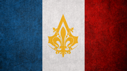 Assassin s creed french revolutionary flag by okiir-d5wieve