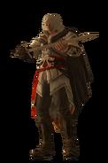 Hq ezio render holding sword by ninja jaiden-d38tpdu