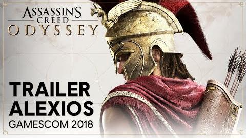 Assassin's Creed Odyssey - Alexios - Gamescom 2018