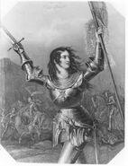 Jeanne d Arc Orleanide