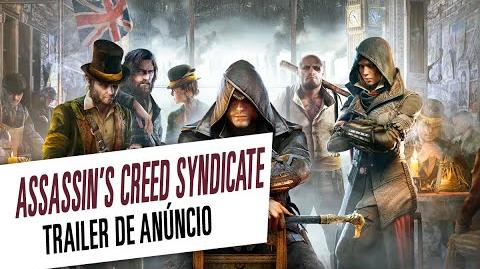 Assassin's Creed Syndicate - Trailer de Anúncio Legendado