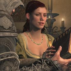 Ezio com um dos livros
