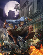 The game magazine assassins creed unity by patrickbrown-d7rwpu4