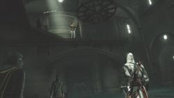 Talal embosca Altaïr