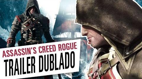 Assassin's Creed Rogue - Trailer Dublado-0