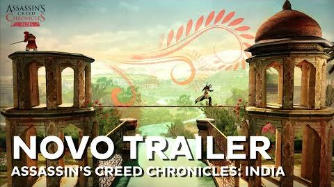 Assassin's Creed Chronicles India - Trailer de Lançamento
