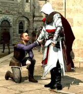Ezio Recruiting Assassin