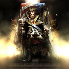 Arte da DLC: A Tirania de George Washington