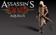 Assassin s creed aquilus first version by yowan2008-d6xqd1d