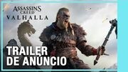 Assassin's Creed Valhalla Trailer cinemático de estreia mundial (dublado)