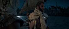 Apolodoro conhece Bayek