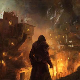Arte de Ezio na Capadócia