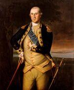 George Washington by Peale 1776