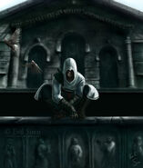 Assassins Creed Altair by Evil Siren