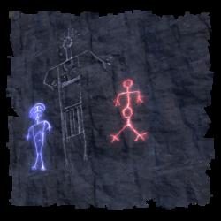 ACRG Pinturas das cavernas - Gêmeos
