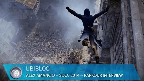 Assassin's Creed Unity – Parkour in the Game and Real Life North America