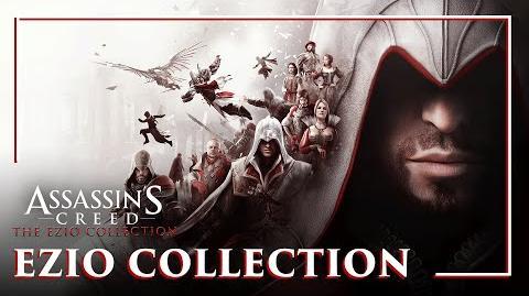 Assassin's Creed Ezio Collection - Trailer de Anúncio