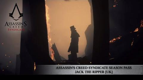Assassin's Creed Syndicate Season Pass - Jack The Ripper UK