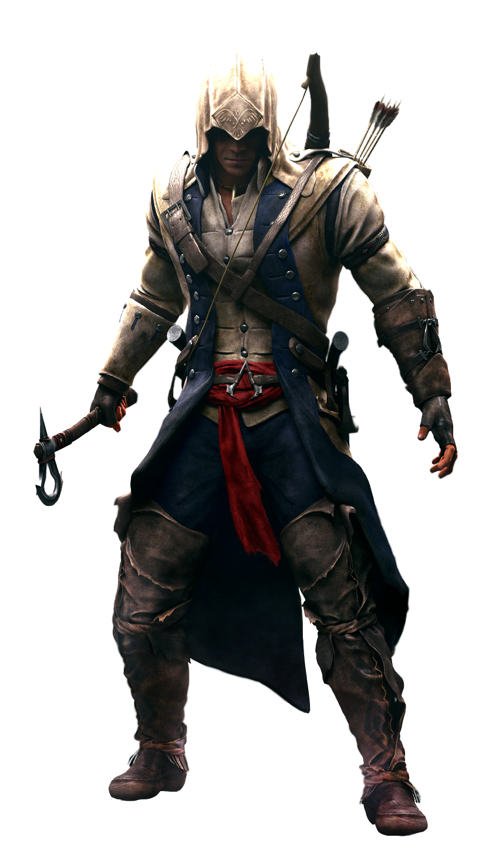 assassins creed 3 characters