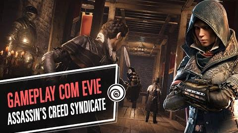 Assassin's Creed Syndicate - Gameplay Evie Frye