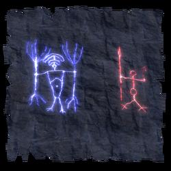 ACRG Pinturas das cavernas - Sombras