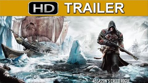 Assassin's Creed Rogue Trailer