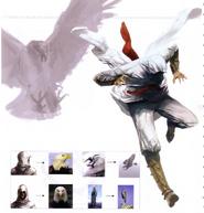 Aguia art book