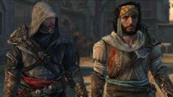 Ezio and yusuf tazim by michal4269-d4j5zne