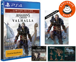 Valhalla Limited Edition