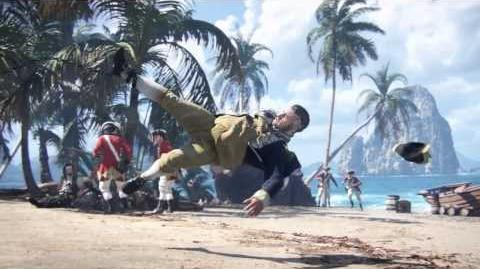 Assassin's Creed IV Black Flag (Trailer TATUAGEM)