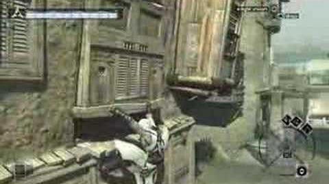 Assassin's Creed - Optimus Prime Easter Egg