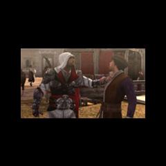 Ezio e Duccio em Roma