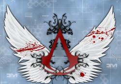 Blades of White Light insignia