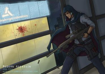 Assassin's Creed Modern 3