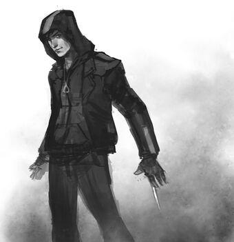 Daniel Monaghan Assassin S Creed Fanon Fandom