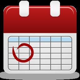 Resultado de imagem para icone calendario png
