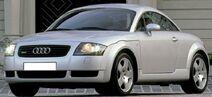 Audi TT Mk I