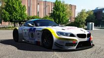 BMW Z4 GT3 (BMW Motorsport 2012)
