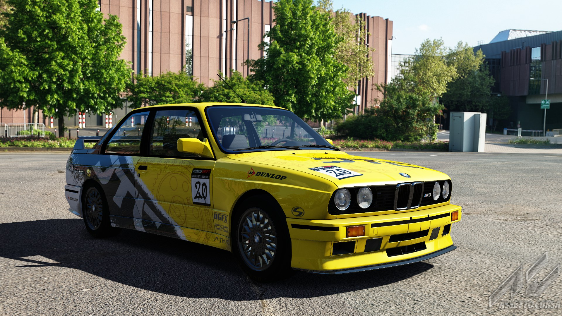 BMW M3 E30 Drift | Assetto Corsa Mods Wiki | FANDOM powered