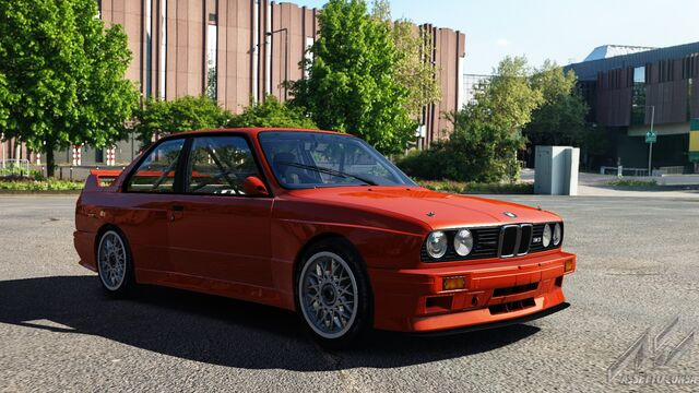 File:BMW M3 E30 Group A (Henna Red).jpg