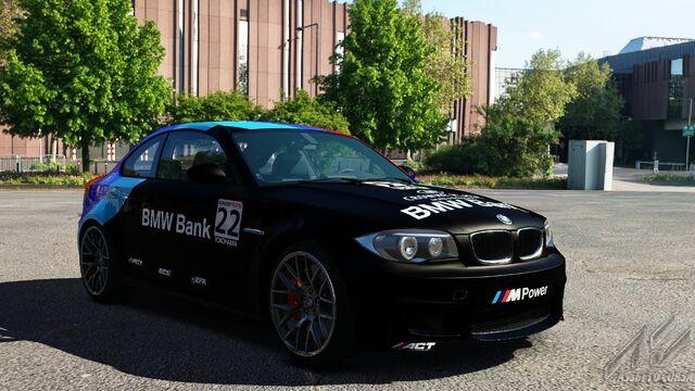 File:BMW 1M E82 (BMW Bank).jpg