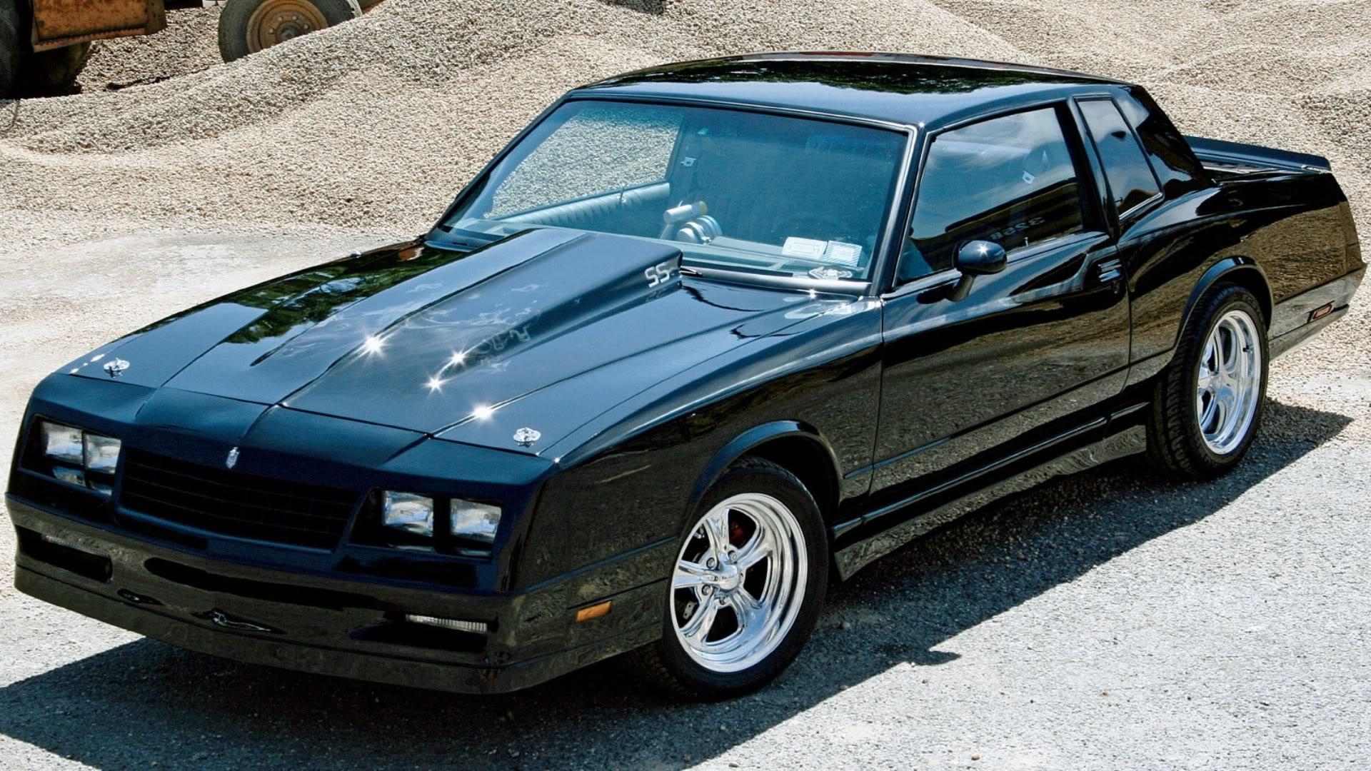 Charming Chevrolet Monte Carlo SS 1986